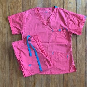 Med Couture Scrubs Set